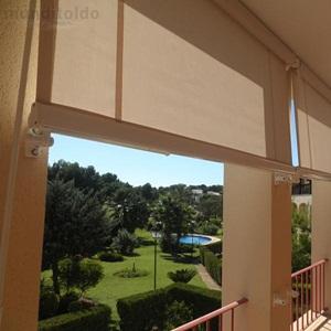 Toldo balcon 8