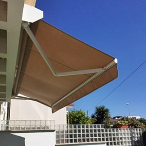 Toldo brazo invisible 10