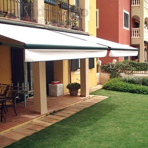 Toldo brazo invisible 2